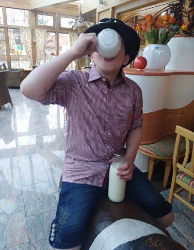 A2 Milch live Test von Lukas Pichler beim Ramswirt 5